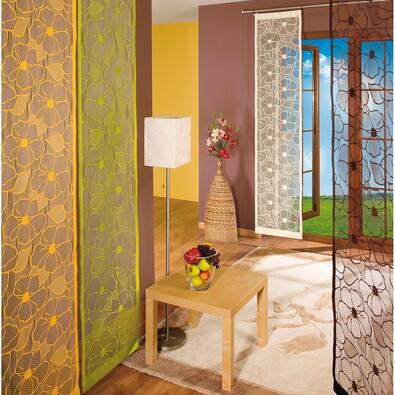 Japonská stěna Vera krémová, 50 x 240 cm