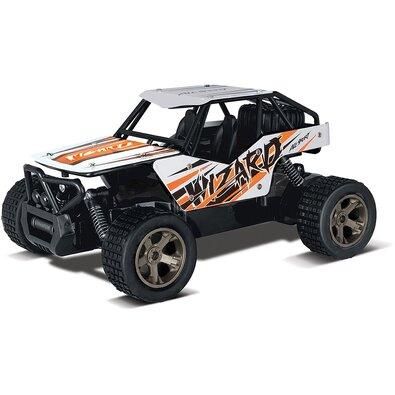 Buddy Toys BRC 20.425 Auto na dálkové ovládání RC Wizard, oranžová