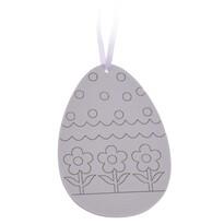 Velikonoční malovací sada Vajíčko, 6 ks