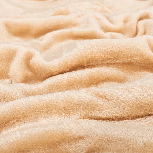 Aneta takaró, bézs, 150 x 200 cm