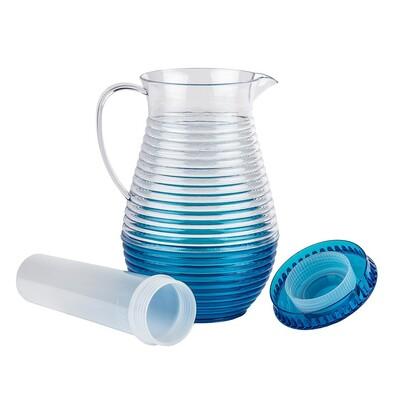 Džbán s chladící vložkou modrá
