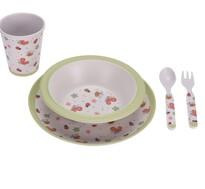 Set de masă pentru copii 5 piese, Albină