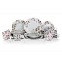 Banquet Beauty 30-częściowy zestaw stołowy