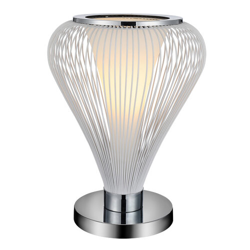StarDeco stolní lampa Drop -W- table LA048CW, 45 cm
