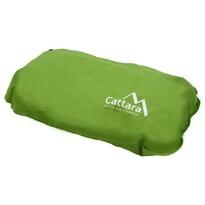 Cattara Samonafukovací polštář zelená,  50 x 30 x 13 cm