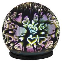 Rabalux 4551 Laila gyermek LED lámpa, fehér