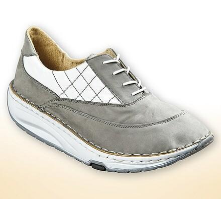 Dámské boty s aktivní podrážkou šedá