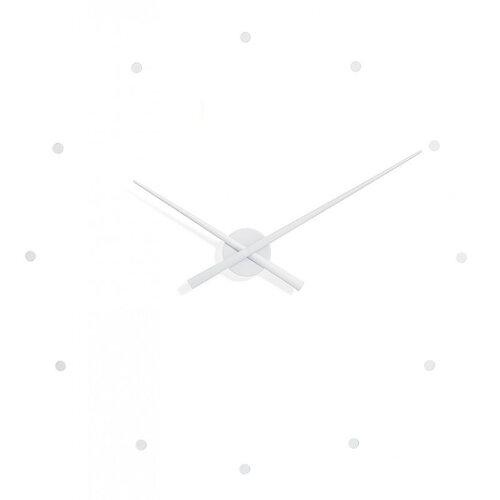 Nomon OJ nástenné hodiny strieborná