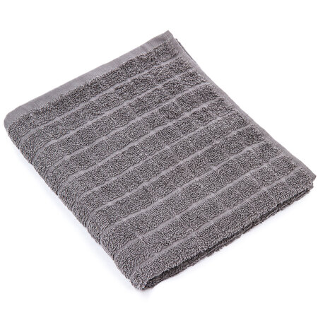 Ručník Jerry šedá, 50 x 90 cm