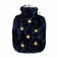 Hugo Frosch Termofor Classic s obalem z umělé kožešiny, Hvězdy