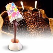 Originální kávová lampa
