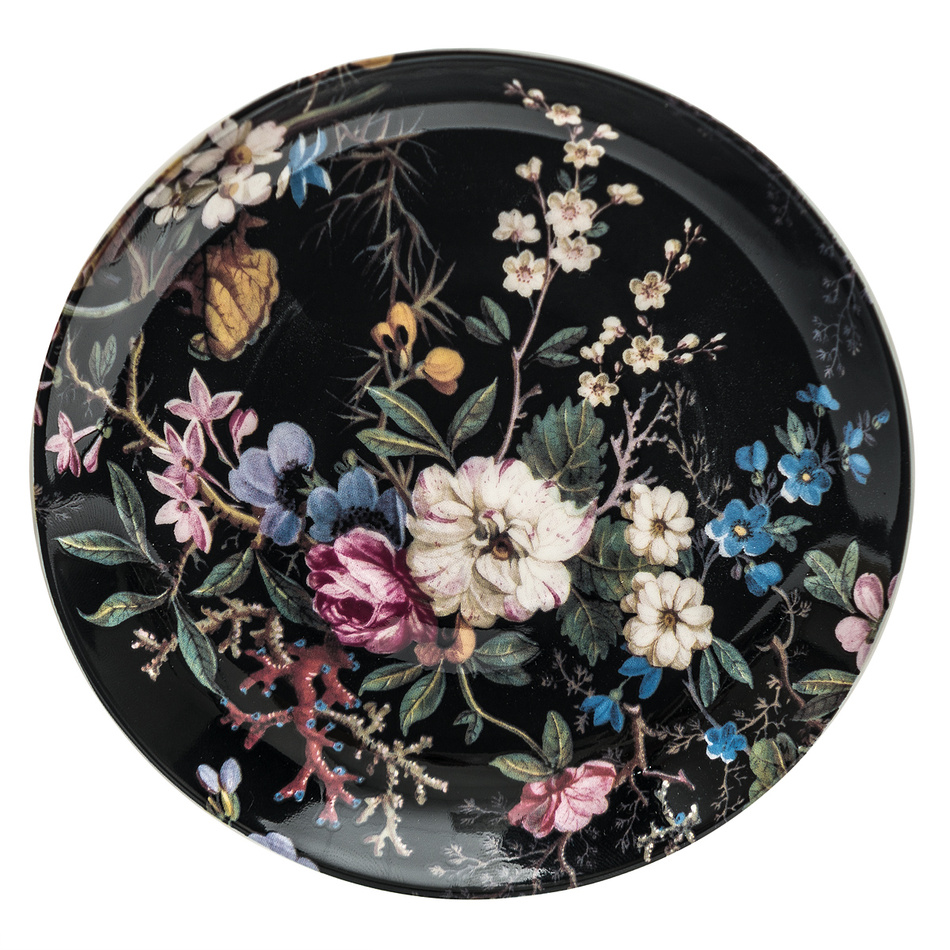 Maxwell & Williams Midnight Blossom dezertní talíř