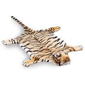 Dětský koberec Tygr hnědý, 50 x 85 cm