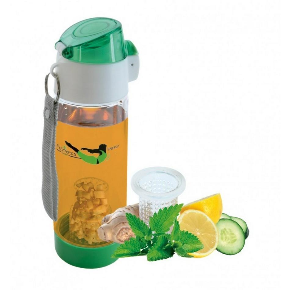 Fľašu s plastovým sitkom, 0,5 L orion