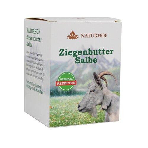 Krém s kozím máslem Naturhof, 100 ml
