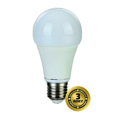 Solight LED žárovka, klasický tvar 12W