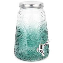 Carafă Koopman 4 l, cu robinet, verde