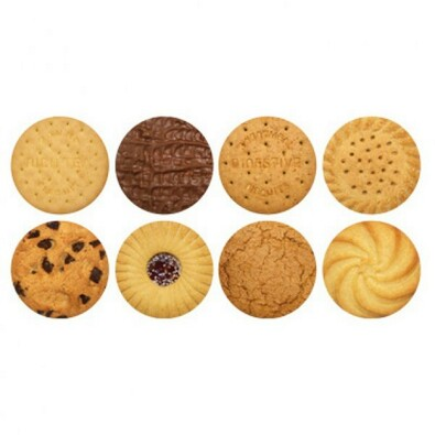 Podložky pod sklenici či hrnek sušenky sada 24 ks