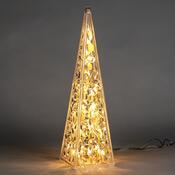 Svíticí pyramida, 35 světel