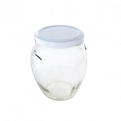 Zavařovací sklenice s víkem 0,3 l