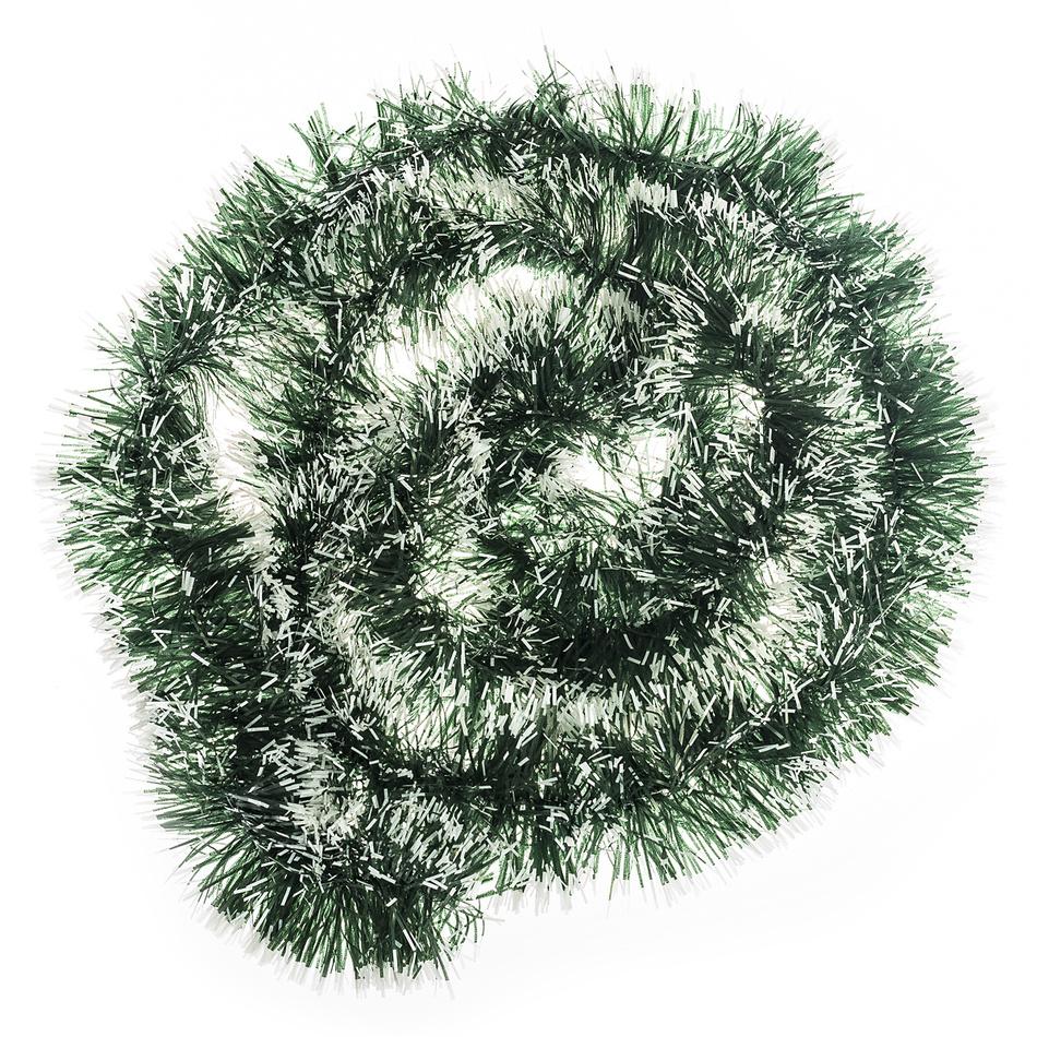 HTH Girlanda 5-vrstvá 2 m zeleno-biela