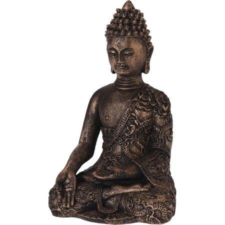 Ülő Buddha, 21,5 cm