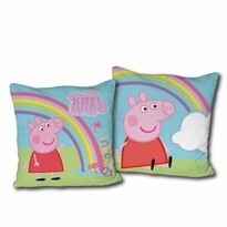 Jerry Fabrics párna Peppa Pig 016, 40 x 40 cm