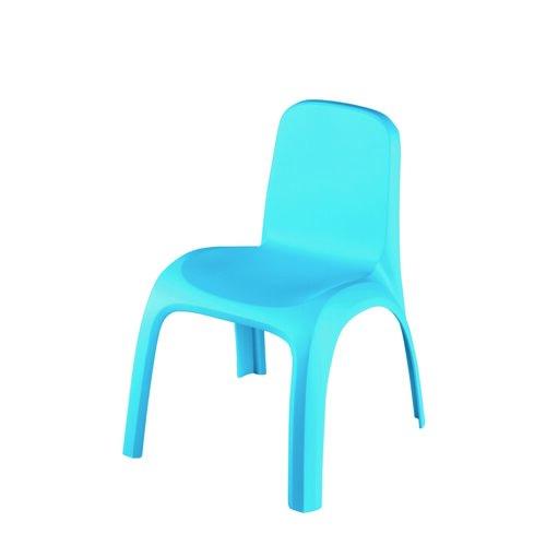 Keter Dětská židle modrá, 43 x 39 x 53 cm