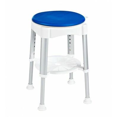 Otočná stolička do sprchy, 59 cm
