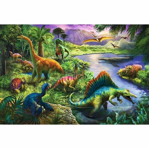 Trefl Puzzle Dinosaury, 260 dielikov