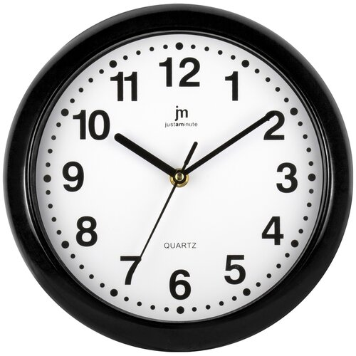 Lowell 00710N Nástěnné hodiny pr. 25 cm