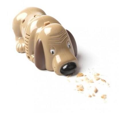 Vysavač pes, hnědá