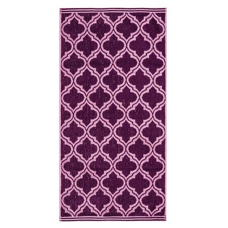 Castle törölköző, lila, 50 x 100 cm