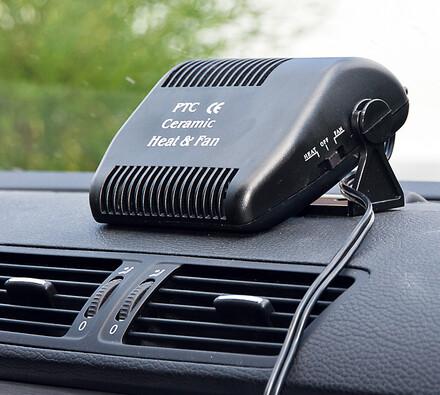 Přídavné topení do auta
