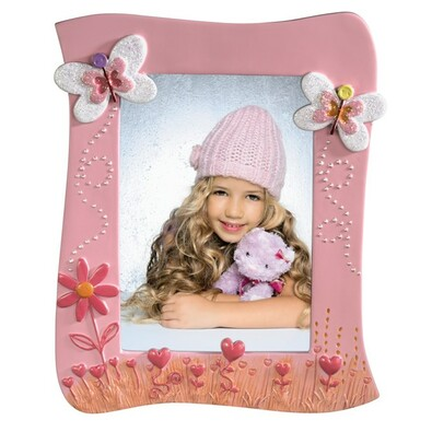 Rámeček Marie 10x15 cm růžová