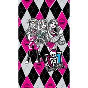 Osuška Monster High Trio, 70 x 120 cm