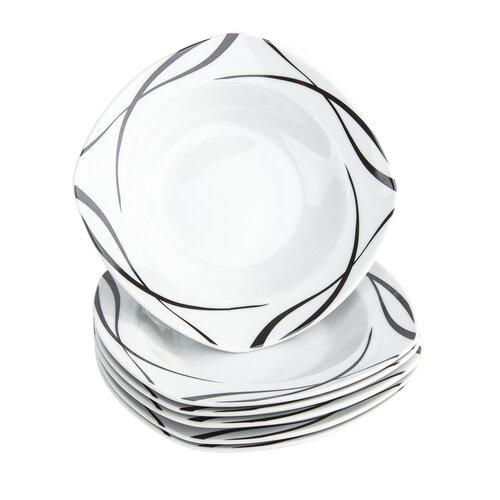 Mäser Sada hlubokých talířů Oslo 21,5 cm, 6 ks