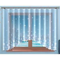 Záclona Stars, 300 x 140 cm