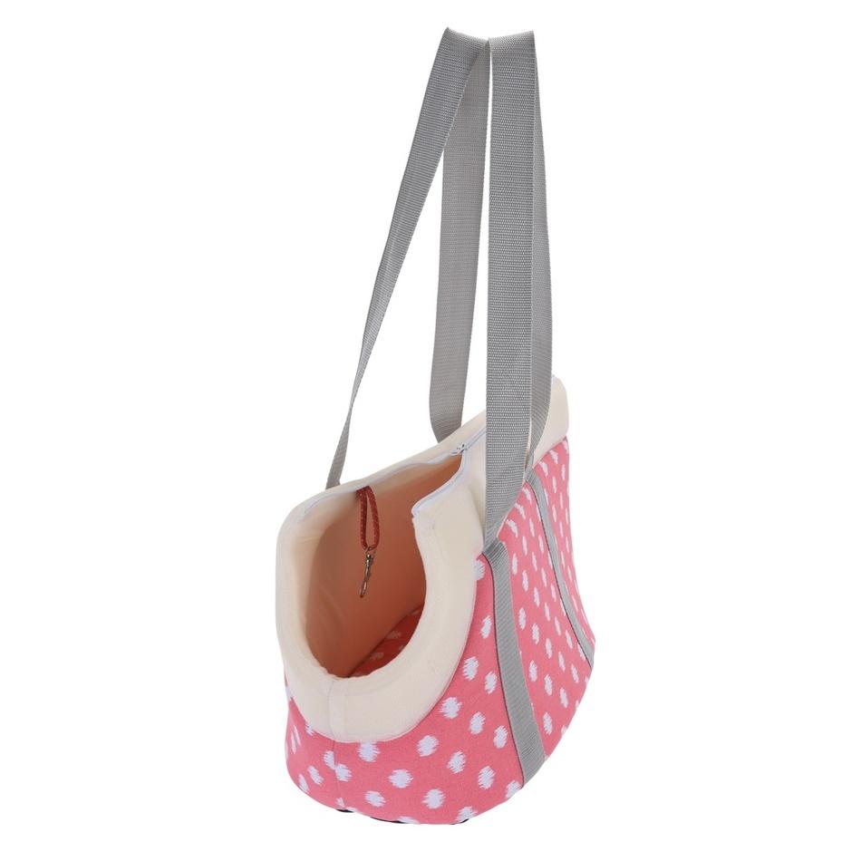 Přepravní taška pro domácí mazlíčky Animal space, šedá