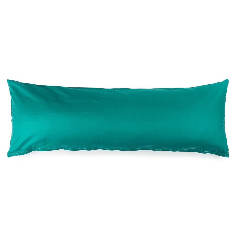 4Home Pótférj Relaxációs párnahuzat petróleumzöld, 50 x 150 cm, 50 x 150 cm