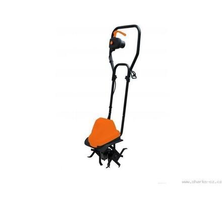 Elektrický kultivátor Sharks 770, oranžová