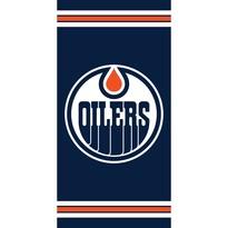Ręcznik kąpielowy NHL Edmonton Oilers, 70 x 140 cm