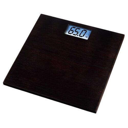 Osobná digitálna váha Ramona z bambusu hnedá,
