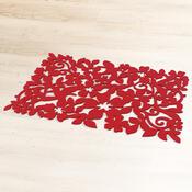 Prostírání Ambition, 45 x 30 cm, sada 4 ks, červená