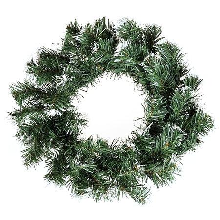Karácsonyi koszorú Lorienne, átmérő 35 cm