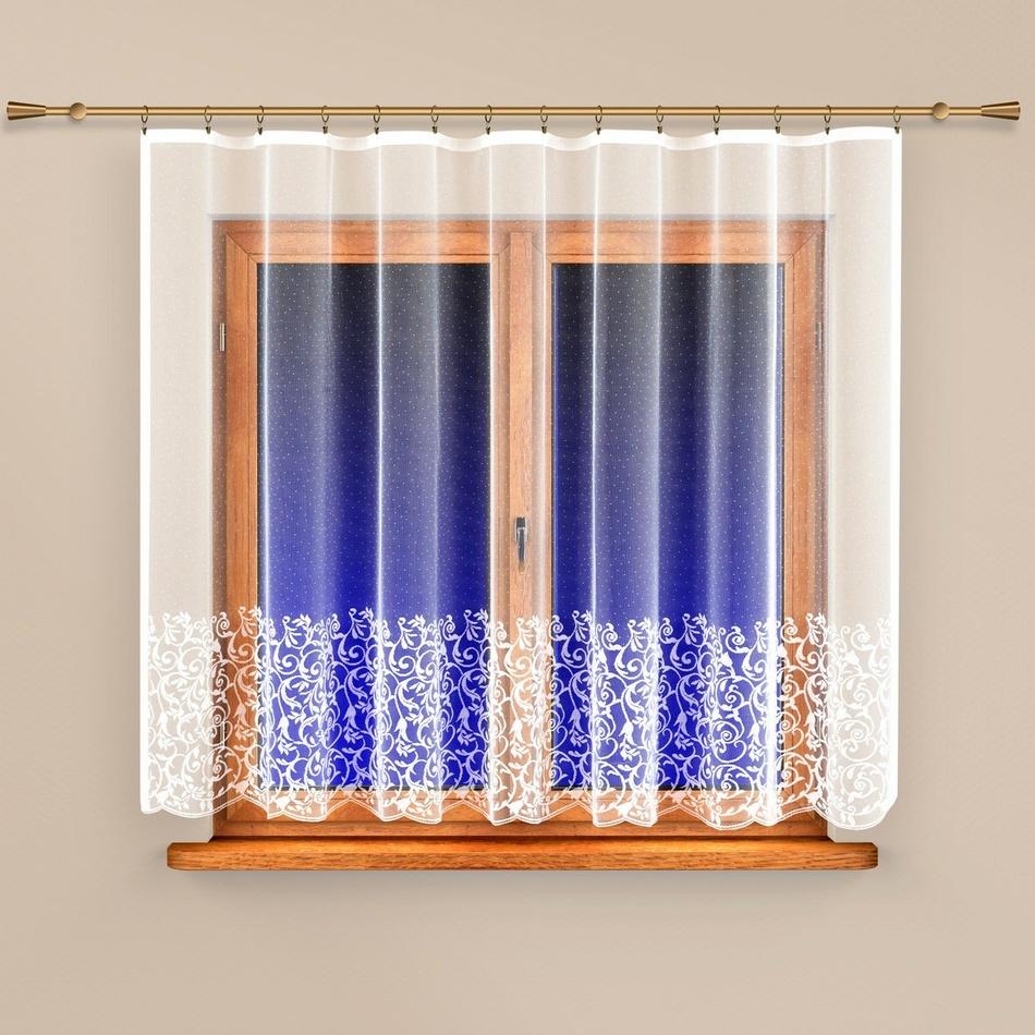 4Home Záclona Leona, 600 x 150 cm, 600 x 150 cm