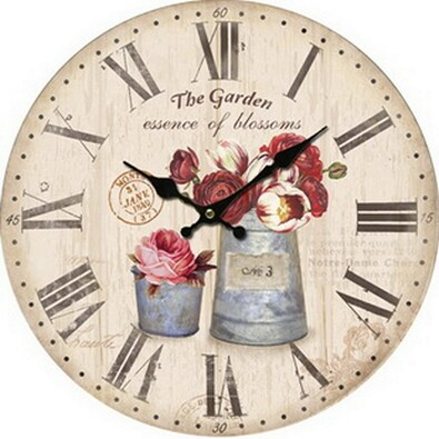 Nástěnné hodiny The Garden