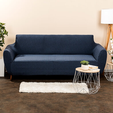 4Home Comfort Plus Multielasztikus ülőgarnitúrahuzat kék, 180 - 220 cm