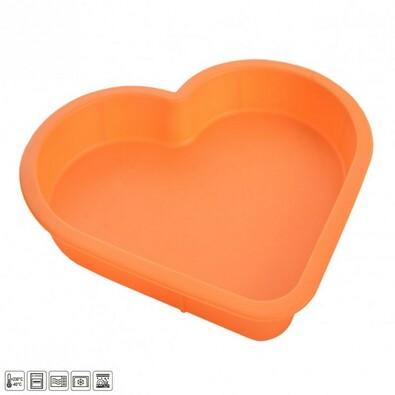 Forma na koláč srdce