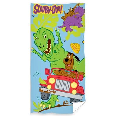 Osuška Scooby Doo Dino, 70 x 140 cm